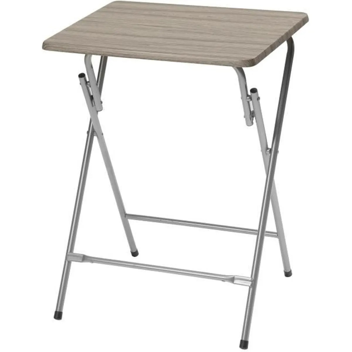 Table TV Pliante Grey Bois Achat Vente Table D