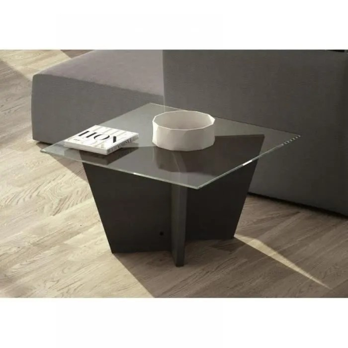 OLIVE Petite Table Basse Weng Design Bois Plat Achat
