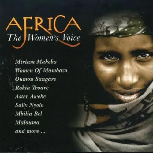 Africa-Women's Voice - Africa-Women's Voice - Achat CD cd ...