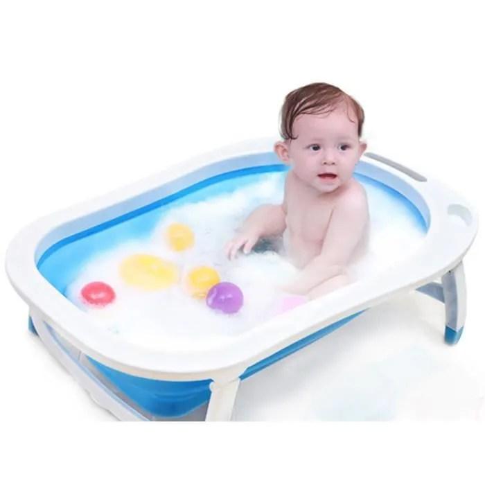 angebebe baignoire bebe pliable conforte baignoire pliable et multi position utilisation facile a la maison et en deplacement