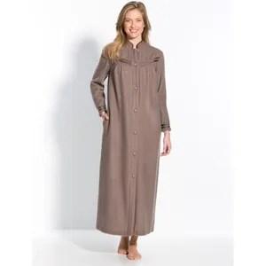 Robe De Chambre Polaire Femme Avec Fermeture Eclair