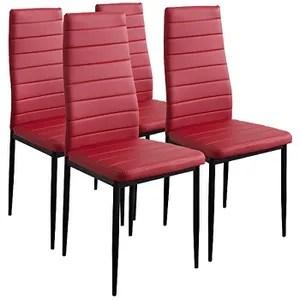 chaise albatros 2704 milano lot de 4 chaises de salle a m