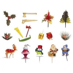Decoration Buche De Noel Achat Vente Decoration Buche