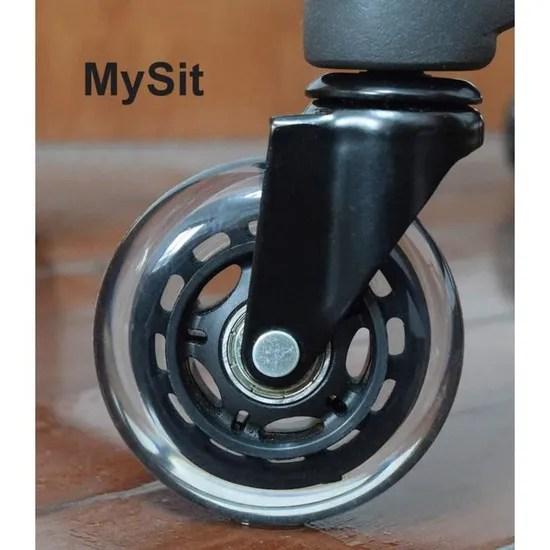 Roulettes De Rechange Pour Chaises De Bureau Ikea Avec Pied