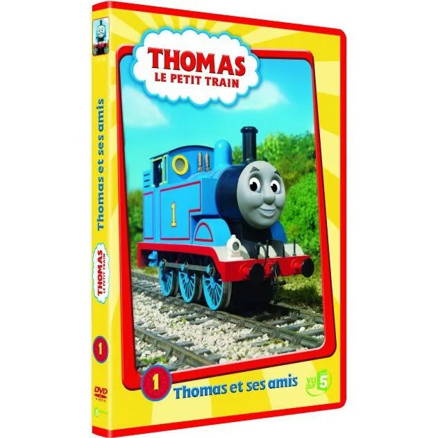 DVD Thomas Le Petit Train Saison 12A Thomas En Dvd
