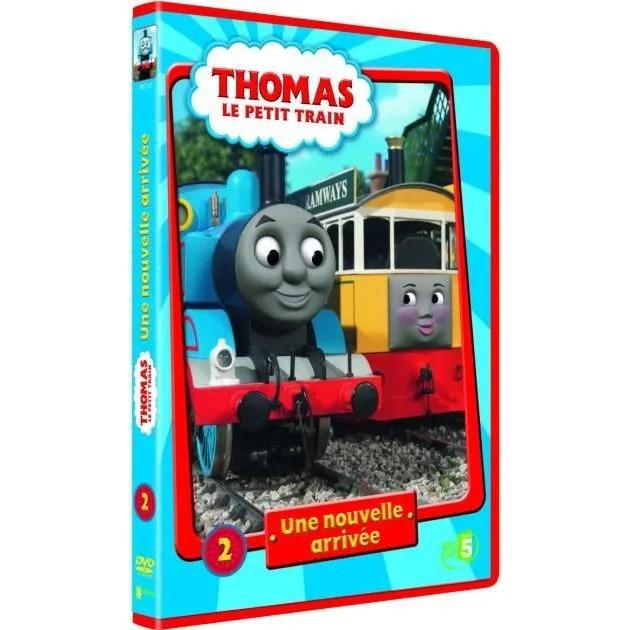 DVD Thomas Le Petit Train Saison 1 Vol 2 En Dvd Dessin