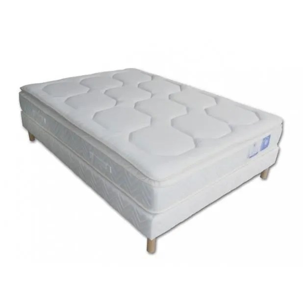 matelas topper wall street taille 160 x 200 cm