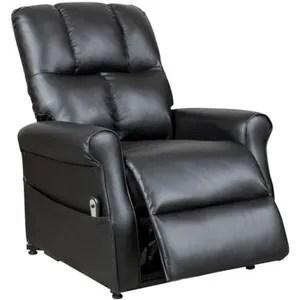 fauteuil fauteuil releveur relax noir