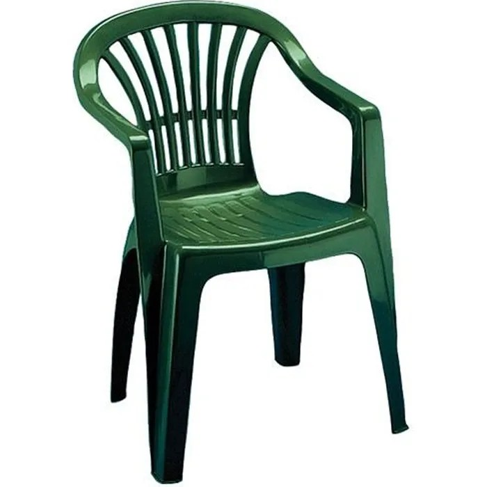 fauteuil de jardin altea vert