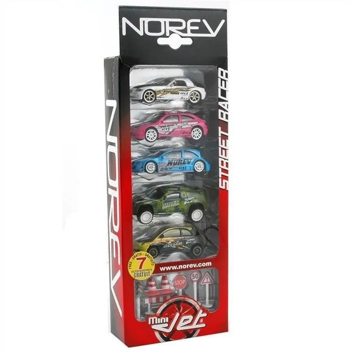 Norev Pack 5 Voitures Tuning Achat Vente Voiture