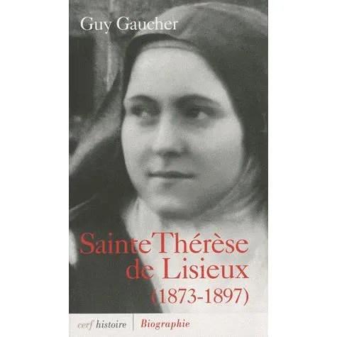 Sainte Thrse De Lisieux Achat Vente Livre Guy