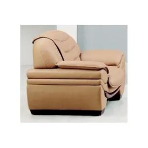 fauteuil 1 place en cuir italien benson