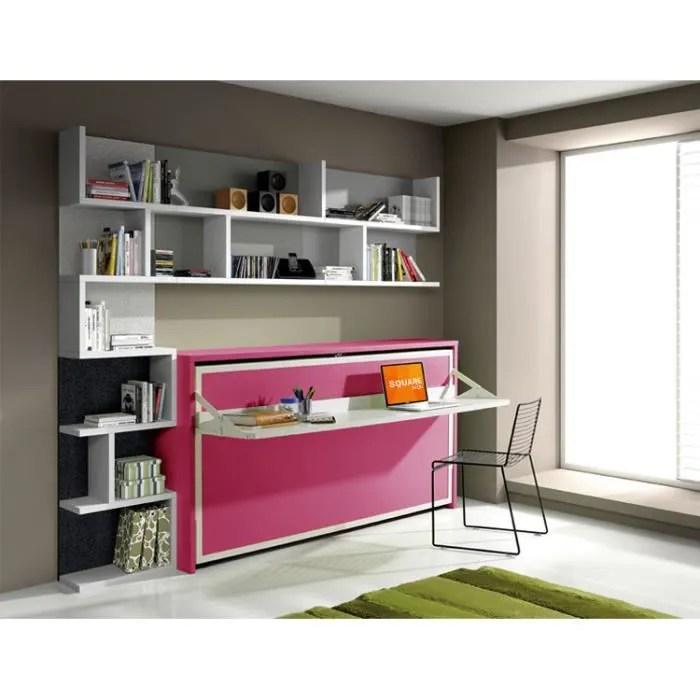 Lit Armoire Escamotable Ikea Pin Lit Escamotable Bureau