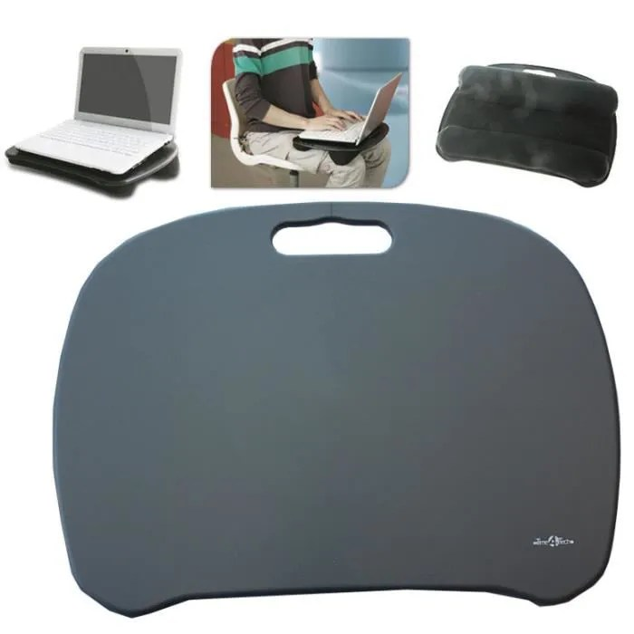 Support DOrdinateur Portable Coussin Lger Confortable