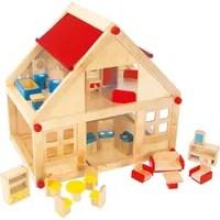 maison poup 201 e maison de poup 233 e en bois compl