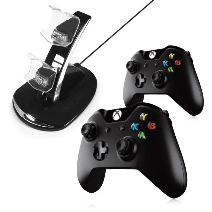 ORZLY Station De Chargement 2Manettes Xbox One Prix Pas