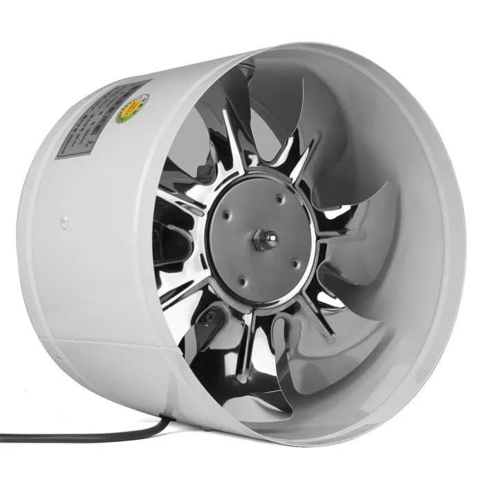 TEMPSA 220V Ventilateur Ventilation Conduit Air Extracteur