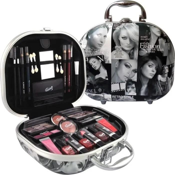 Mallette De Maquillage 48 Pcs Achat Vente Palette De