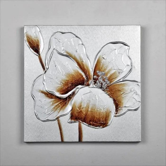 Tableau Toile Fleurs Achat Vente Tableau Toile Fleurs