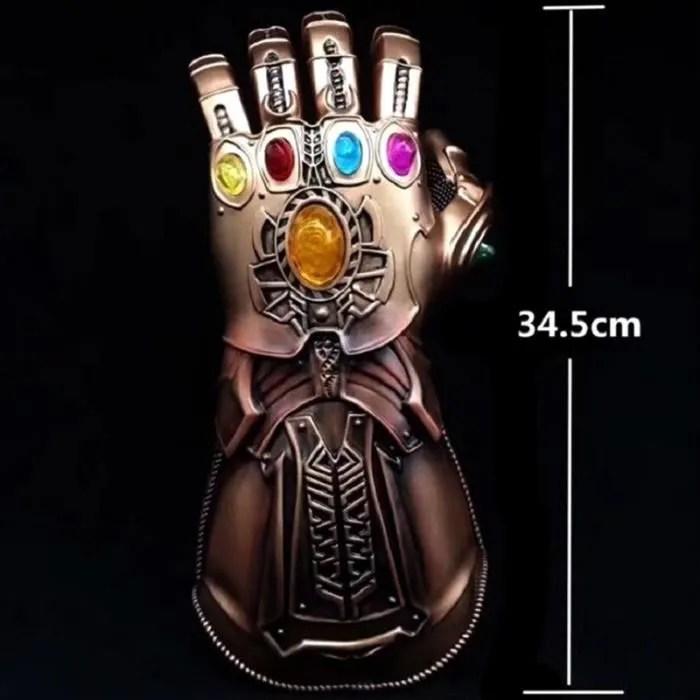 Thanos Infini Gantelet Marvel Lgendes Thanos Gantelets