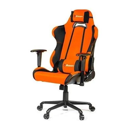 arozzi torretta xlf or racing fauteuil de bureau orange