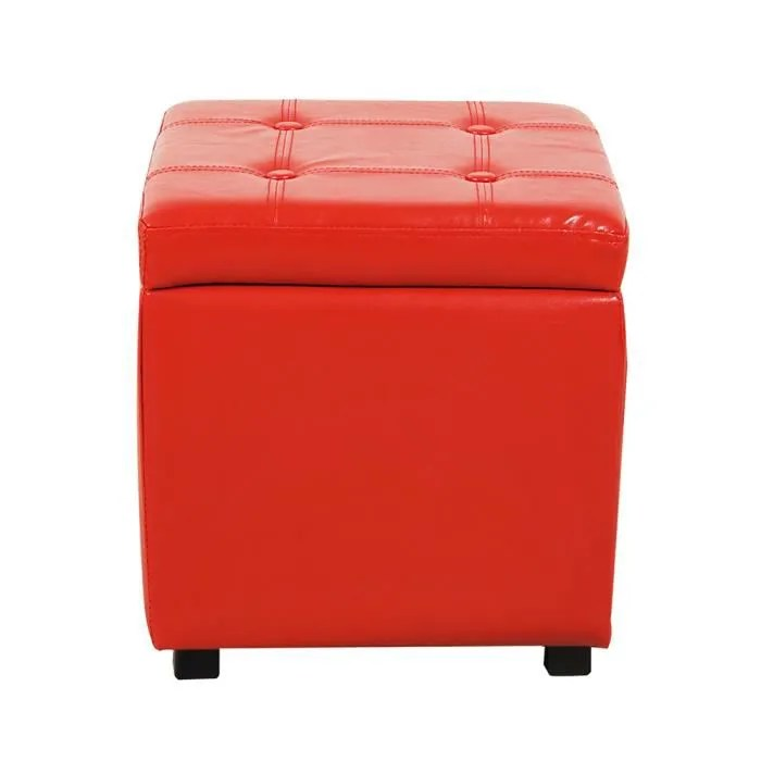 Pouf Rouge Aligar Poufs Convertible And Rouge Pouf Rouge