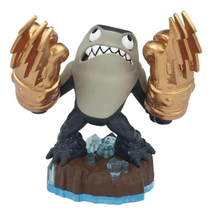 Figurine Skylanders Swap Force Knockout Terrafin Achat