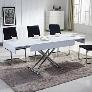 Meubles Salon Table Basse Transformable Achat Vente