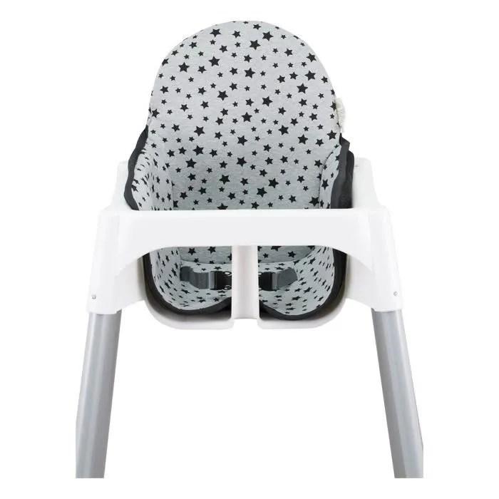 Coussin Pour Le Haute De Ikea Antilop 8435571001965 Chaise Haute Coussin Chaise Haute Plateau Chaise