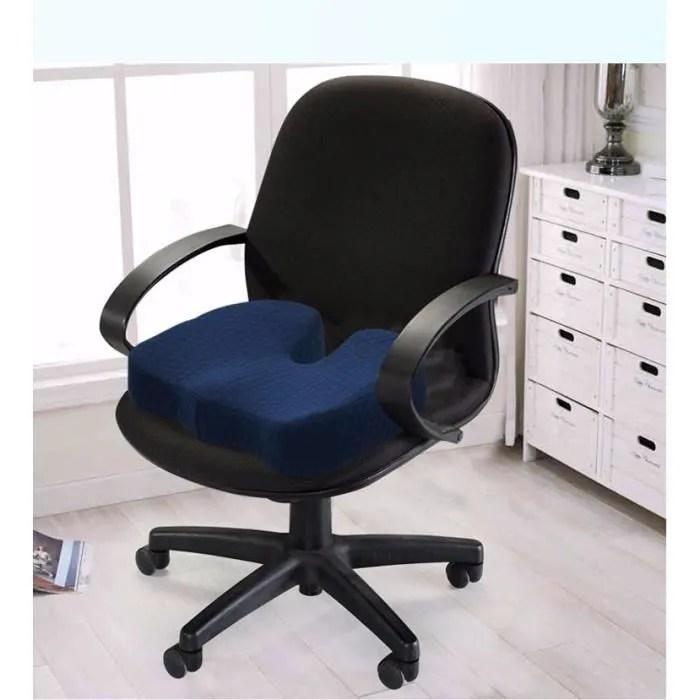 meilleur epaissit repas bureau chaise coussin forsciatica memoire ergonomique mousse hemorroides coccyx selle orthopedique coussin