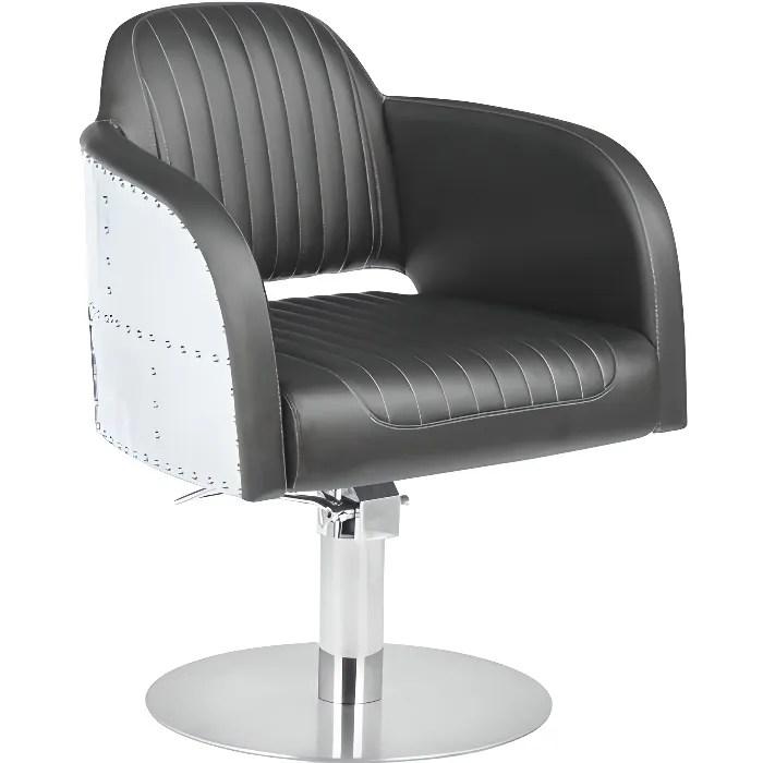 fauteuil de coiffure style vintage