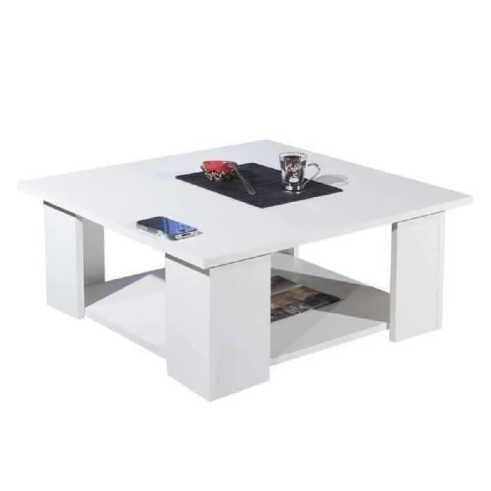 Table Basse Carre Vente Discount