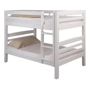 lits superposes hoock lit superpose enfant contemporain en bois pi