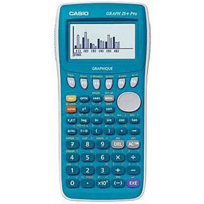 Casio Calculatrice Graphique GRAPH 25 Achat Vente
