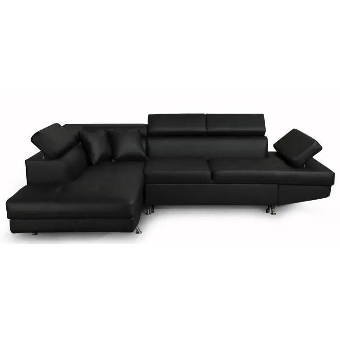 canape sofa divan futura canape d angle gauche convertible