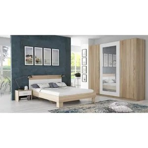 chambre complete helen chambre adulte complete style contemporain