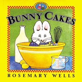 Bunny Cakes book cover
