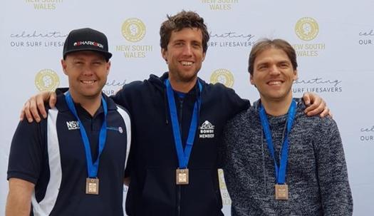 IRB Boat Racing team win Bronze