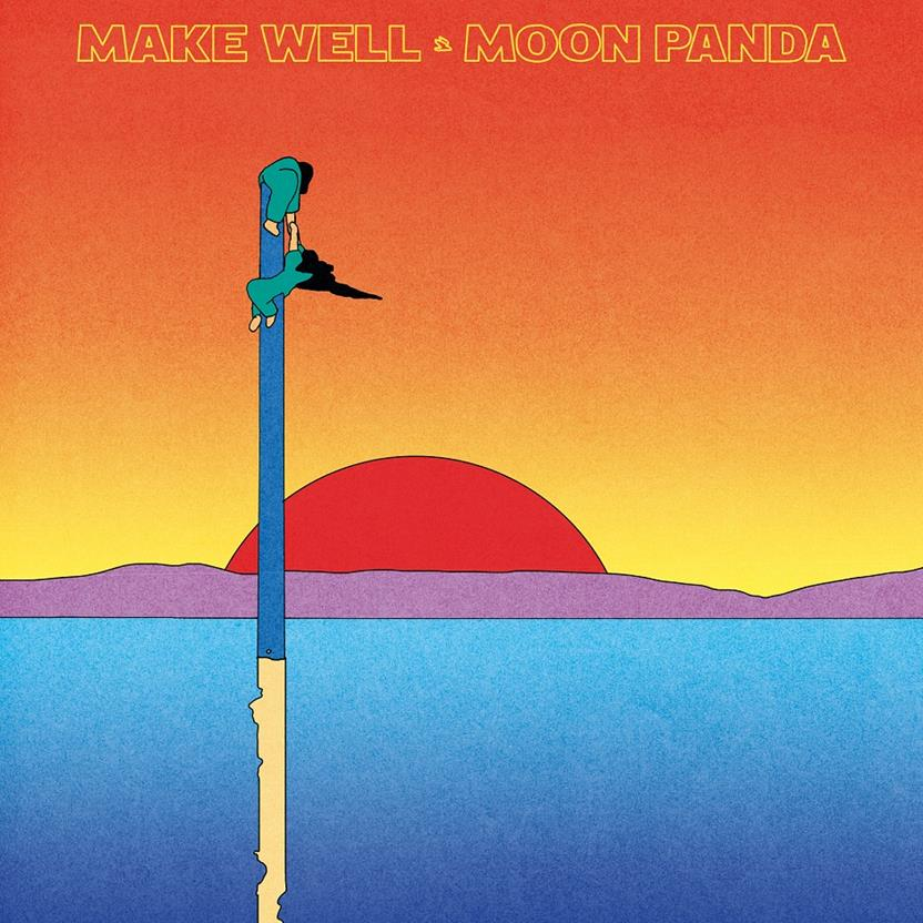 Moon Panda Make Well EP artwork
