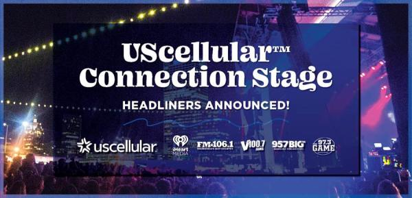 Summerfest UScellular Connection Stage with iHeartMedia Lineup Out Now