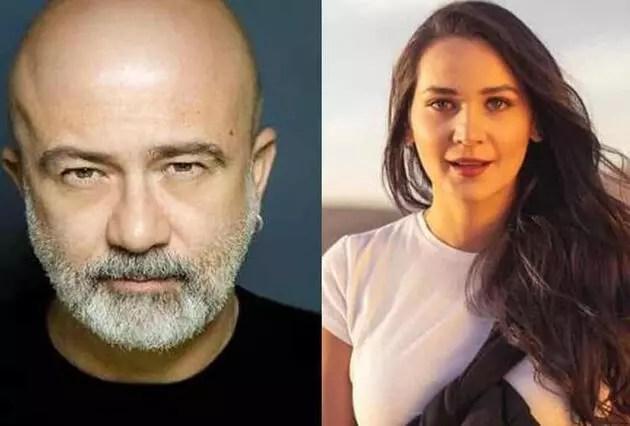Gülsim Ali İlhan ile Durul Bazan'ın ilk görüntüleri ortaya çıktı
