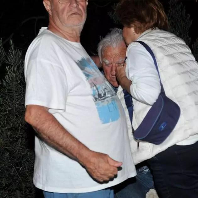 Gökhan Mete ve Ayşe Kökçü Türkbükü'nde kavga ederken görüntülendi