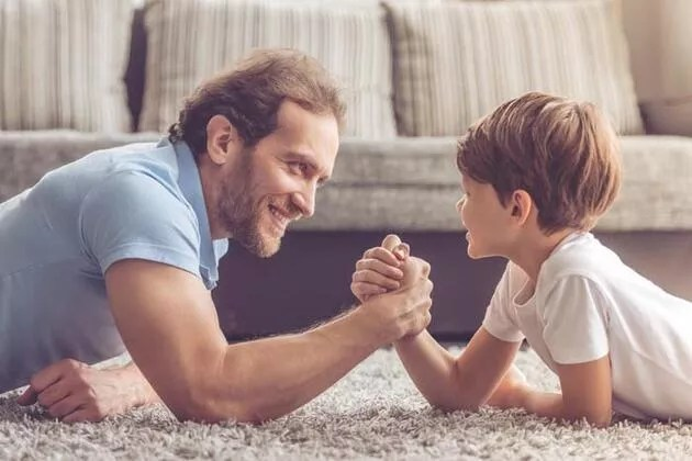 Siz hangi tip babasınız?