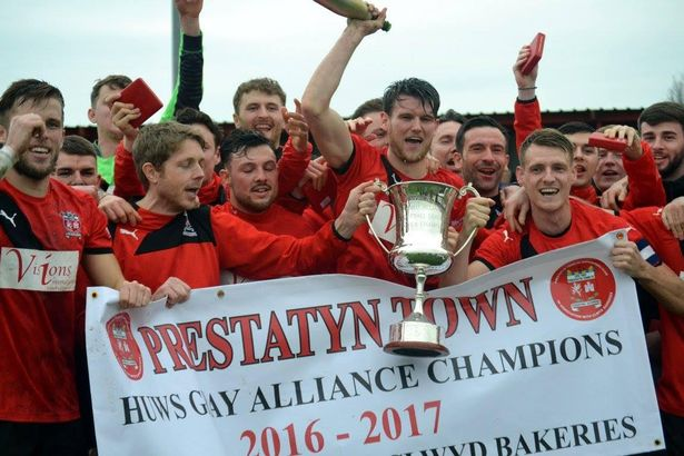 Image result for prestatyn champions