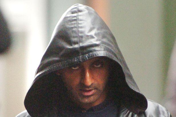 Shakil Munir at Teesside Crown Court
