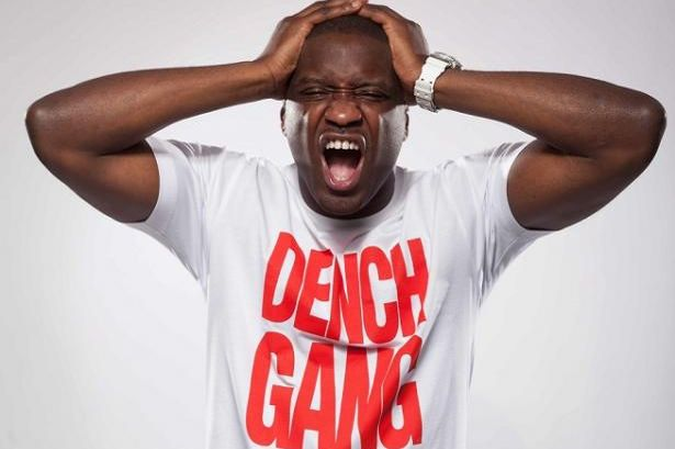 Dench Head-Honcho, Lethal Bizzle supports Snoop Dogg at Middlesbrough Square Centre, Jun 9