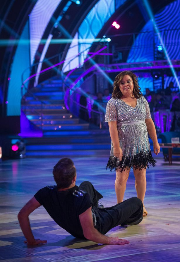 Strictly Come Dancing 2017 Kevin Clifton and Susan Calman found their groove