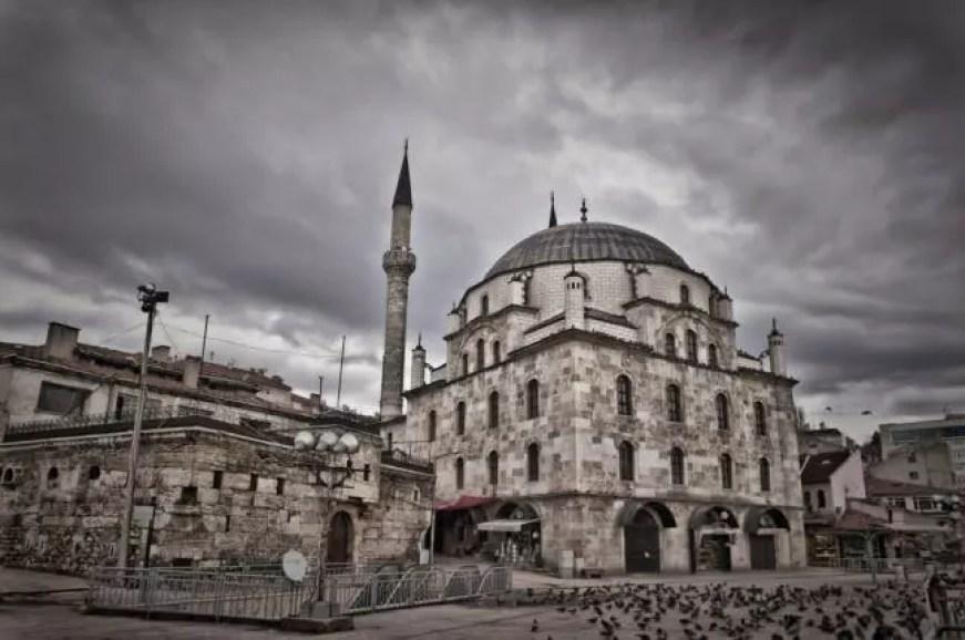 Büyük Camii, Yıldırım Bayezid Camii ile ilgili görsel sonucu