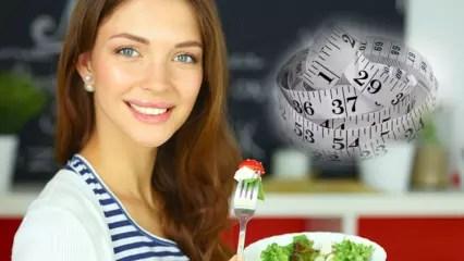 3 günde hafifleten diyet