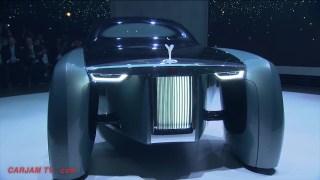劳斯莱斯最新智能汽车发布会 满满的奢华